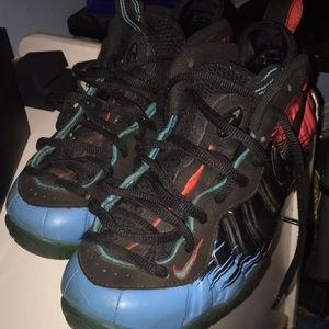 "Air Foamposite Pro ""Spider-Man"""